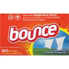 PGC80168CT - Bounce Dryer Sheets