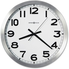 MIL 625450 Howard Miller Round Wall Clock MIL625450