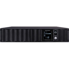 CyberPower Smart App Sinewave PR3000LCDRTXL2U 3000 VA Tower/Rack-Mountable UPS