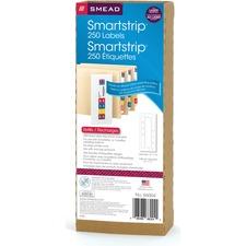 Smead Smartstrip Labels Refill Pack - Laser