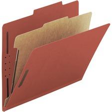 SMD 18723 Smead 1-Divider Recy. Pressbrd Classifictn Folders SMD18723