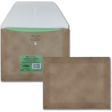 "QUA 89201 Quality Park 1-1/4"" Exp. Durable Document Carriers QUA89201"