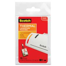 MMM TP585210 3M Scotch Thermal Laminating Pouches MMMTP585210