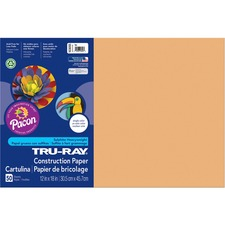 PAC 103055 Pacon Tru-Ray Construction Paper PAC103055