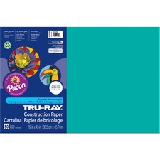PAC 103039 Pacon Tru-Ray Heavyweight Construction Paper PAC103039