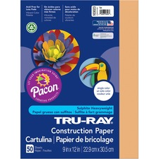 PAC 103023 Pacon Tru-Ray Construction Paper PAC103023
