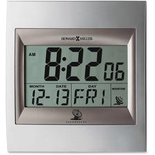 MIL 625236 Howard Miller Radio Control LCD Alarm Clock MIL625236