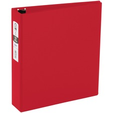 AVE 03510 Avery Matte Cover Round Ring Economy Binder AVE03510