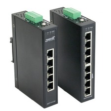 TransitionNetworks Industrial Stand Alone Switch