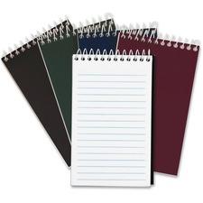 TOP 8050 Tops 3x5 Wirebound Notebook TOP8050