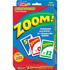 TEP T76304 Trend Zoom Multiplication Learning Game TEPT76304