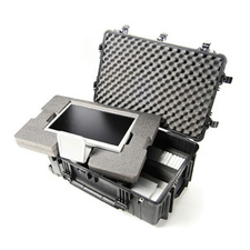 Pelican 1650 Shipping Case with Foam