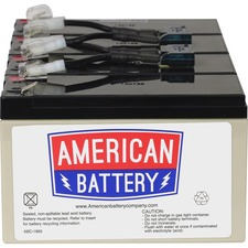 ABC Replacement Battery Cartridge #8