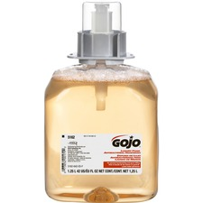 GOJ516203CT - Gojo® FMX-12 Antibact Orange Foaming Soap Refill