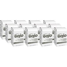GOJ 921212CT GOJO Bax-in-Box Refill Antimicrobial Lotion Soap GOJ921212CT