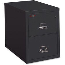 FIR 21831CBL FireKing Deep Insulated Vertical Ltr File Cabinets FIR21831CBL