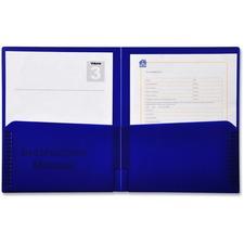 LIO91100MBBX - Lion 91100MB-BX Pocket Folder