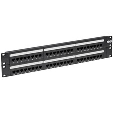 Tripp Lite 48 Port CAT6 Patch Panel