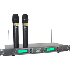 PylePro PDWM2550 Wireless Microphone System