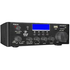 Pyle PVA3U Amplifier - 30 W RMS