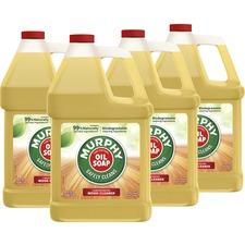 CPC 01103CT Colgate-Palmolive 128oz Murphy Oil Soap Wood Clnr CPC01103CT