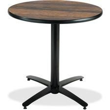 KFIT36RB2125WL - KFI T36RD-B2125 Pedestal Utility Table
