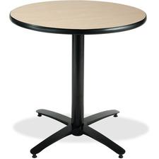 KFIT36RB2125NA - KFI T36RD-B2125 Pedestal Utility Table