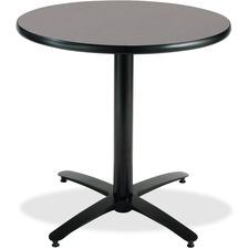 KFIT42RB2125GR - KFI T42RD-B2125 Pedestal Utility Table