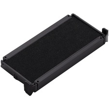 Trodat 67682 Replacement Stamp Pad - 1 Each - Black Ink