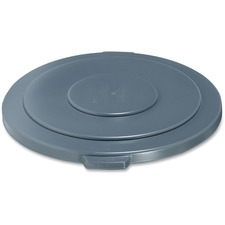 RCP 265400GY Rubbermaid Comm. Brute 55-gal Container Lid RCP265400GY