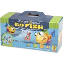 MTT 78857 Mattel Go Fish Playchest Games MTT78857
