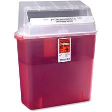 MII MDS705203H Medline Sharps Patient-room Container MIIMDS705203H