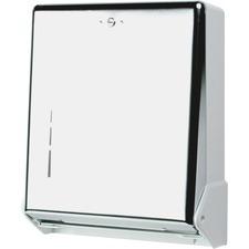 SJM T1905XC San Jamar True Fold Towel Dispenser SJMT1905XC