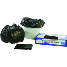 STO T2424B10 Stout Recycled Content Trash Bags STOT2424B10