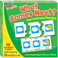 TEP 36016 Trend What Comes Next Fun-to-know Puzzles TEP36016