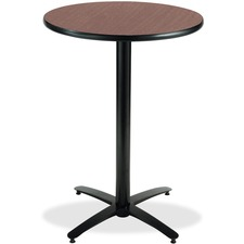 KFIT30R2138MH - KFI T30RD-B2115-38 Bar Height Pedestal Table