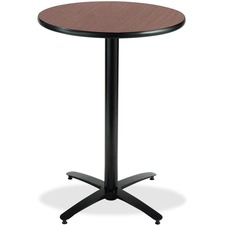 KFIT36R2138MH - KFI T36RD-B2125-38 Bar Height Pedestal Table
