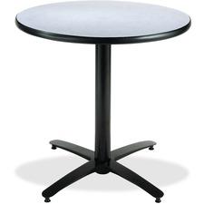 KFIT36RB2125GY - KFI T36RD-B2125 Pedestal Table