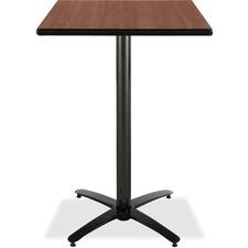 KFIT36S2138MO - KFI T36SQ-B2125-38 Bar Height Pedestal Table