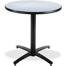 KFIT42RB2125GY - KFI T42RD-B2125 Pedestal Table