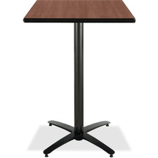 KFIT42S2138MO - KFI T42SQ-B2125-38 Bar Height Pedestal Table