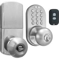 Morning QKK-01SN Keypad Access Door Knob