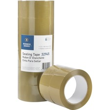BSN 32945 Bus. Source Tan Packaging Tape BSN32945