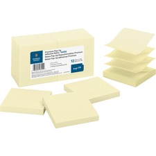 BSN 16454 Bus. Source Reposition Pop-up Adhesive Notes BSN16454
