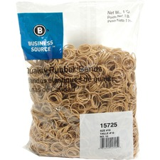 BSN 15725 Bus. Source Quality Rubber Bands BSN15725