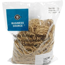 BSN 15730 Bus. Source Quality Rubber Bands BSN15730
