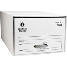 BSN 26755 Bus. Source Drawer Storage Boxes BSN26755