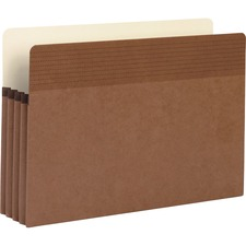 BSN 65794 Bus. Source Redrope Legal Expanding File Pockets BSN65794