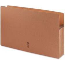 BSN 65795 Bus. Source Redrope Legal Expanding File Pockets BSN65795