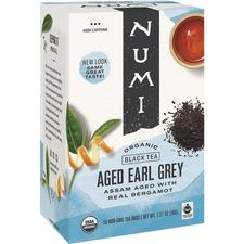 NUM 10170 NUMI Aged Earl Grey Organic Black Tea NUM10170